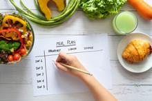 Calories Control, Meal Plan, F...