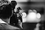 Cameraman Recording Event At Media Press Conference - 291293035