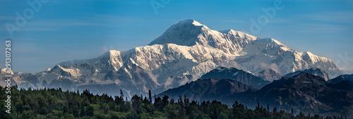 Canvastavla  Mount Denali