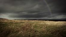 Moorland Landscape Scenery Sto...