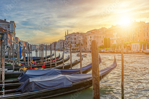 Obraz Architecture of Venice, Italy, Europe - fototapety do salonu