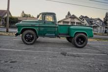 Chevrolet 6500 Truck Side