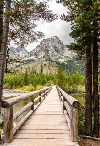 Grand Teton National Park Wyoming Canvas Print