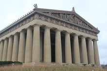 Greek Architecture In Tennessee