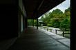 縁側と庭園2(南禅寺)