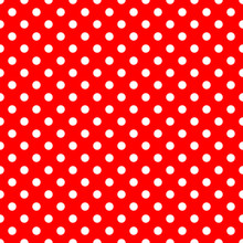 Seamless Pattern With Small Po...
