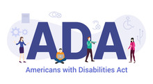 Ada Americans With Disabilitie...