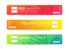 Abstract Web Banner Or Header ...