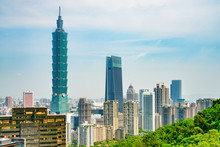 Gorgeous View Of Taipei From T...