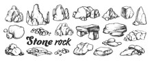 Stone Rock Gravel Collection M...