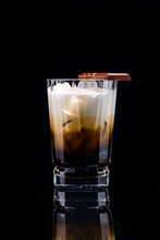 Classic White Russian Cocktail...