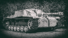 German Fascist Tank - The Weap...