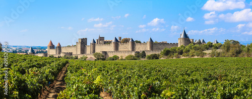 Photo Cité de Carcassonne / France