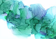 canvas print picture Alcohol Ink Painting