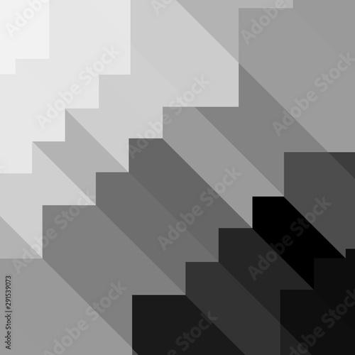 Fototapeten Künstlich Abstract wave background. Vector illustration. Eps 10