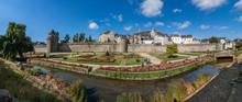Jardin Des Remparts, The Medie...