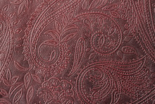 Texture Of Genuine Leather Clo...