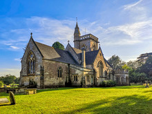 The Village Of Shipton Moyne, ...