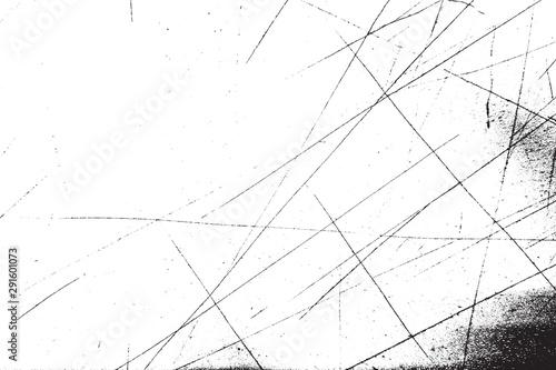 Distress Overlay Texture Fototapet