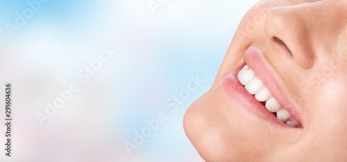 Teeth. Poster Mural XXL