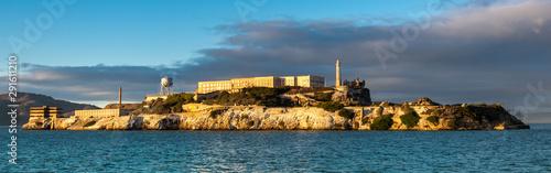 Photo Alcatraz Island in San Francisco Bay Area