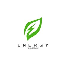 Energy Logo Images Stock  Vector