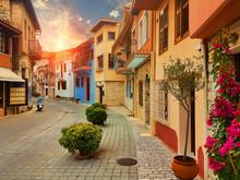 Ioannina City Old Pedestrian S...