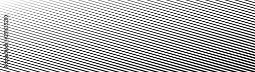 Fényképezés Dynamic diagonal, oblique, slanted lines, stripes geometric pattern, background