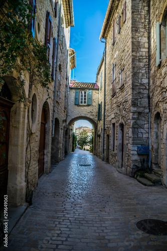 Vézénobres, Gard, Occitanie, France.