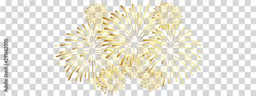 Fotomural Feuerwerk