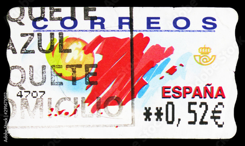 Tela  Tourism, Thermal Commemorative serie, circa 2001