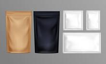 Sachet Set. Pouch Foil Paper O...