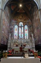 High Altar In The Santa Maria ...
