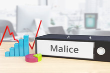 Malice – Finance/Economy. Fo...