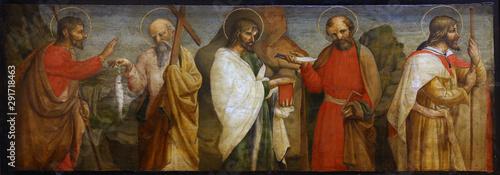 Foto Lorenzo D'Alessandro: Five Apostles
