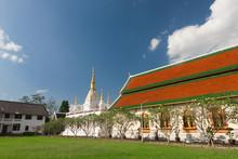 Wat Chet Yot Temple Is  Beauti...