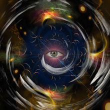All Seeing Eye In Endless Dimensions