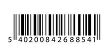 Barcode Icon. Barcode Vector EPS 10 - Stock Vector.