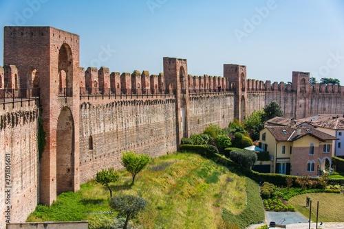Fotografia City Walls of Cittadella