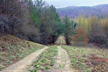 Former Inner German Border