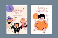 Happy Halloween Character Post...