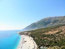 Albania, Dhermi, Ionic Sea