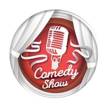Comedy Show, Vector Illustrati...