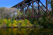 Train Tressel Over The River 2
