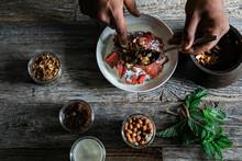 Fruit And Yogurt Bowl