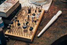 Objects: Goldsmithing Tools