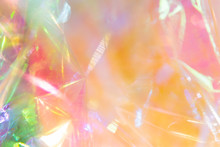 Iridescent Rainbow Background