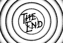 The End Movie Titles With Circ...