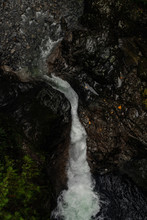 Waterfall From Overhead