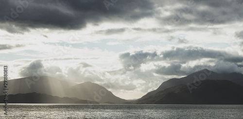 Fototapeta Highlands 4